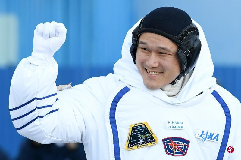 'To boldly grow': Japan astronaut worried by space growth spurt