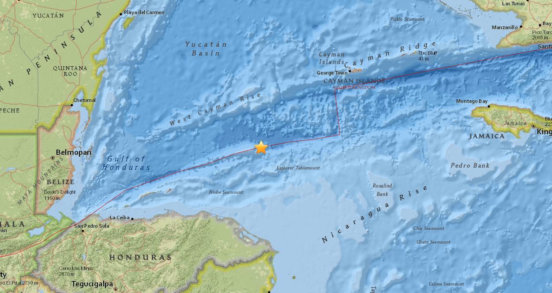 Magnitude 7.6 earthquake strikes Caribbean, tsunami possible
