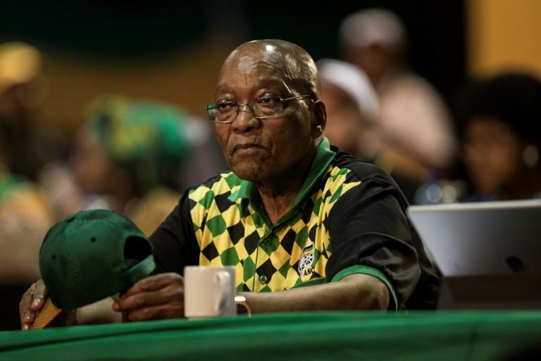 S.Africa's graft-tainted Zuma announces anti-corruption probe