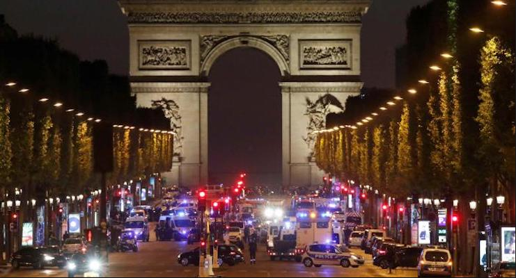 Twenty attacks foiled in 2017 in France: French official