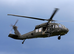 US military helicopter makes emergency landing at Japanese hotel