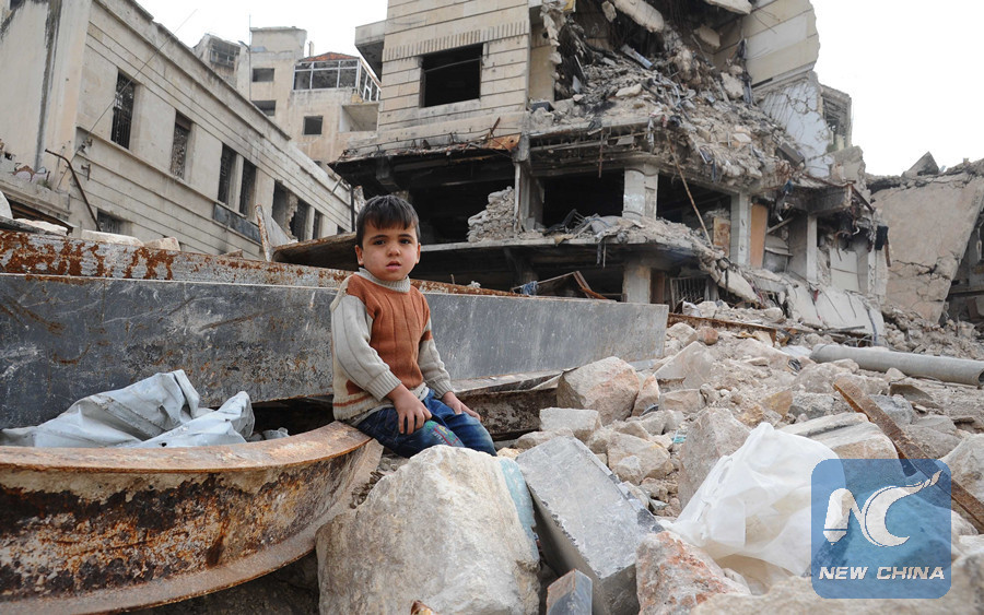 Syrian gov't allocates 138 mln USD for reconstruction projects in Aleppo