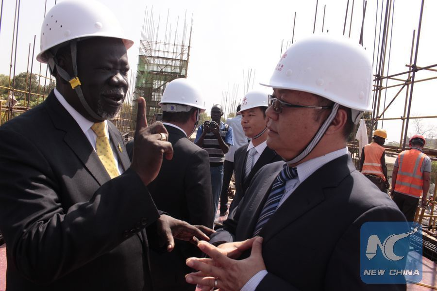 South Sudan hails China's contribution to its health sector
