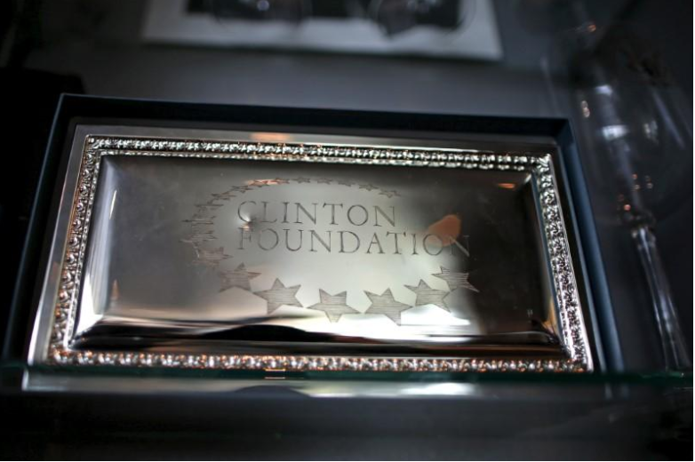 Justice Dept. launches new Clinton Foundation probe