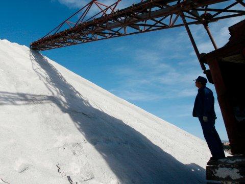 China revises regulation to reform salt industry
