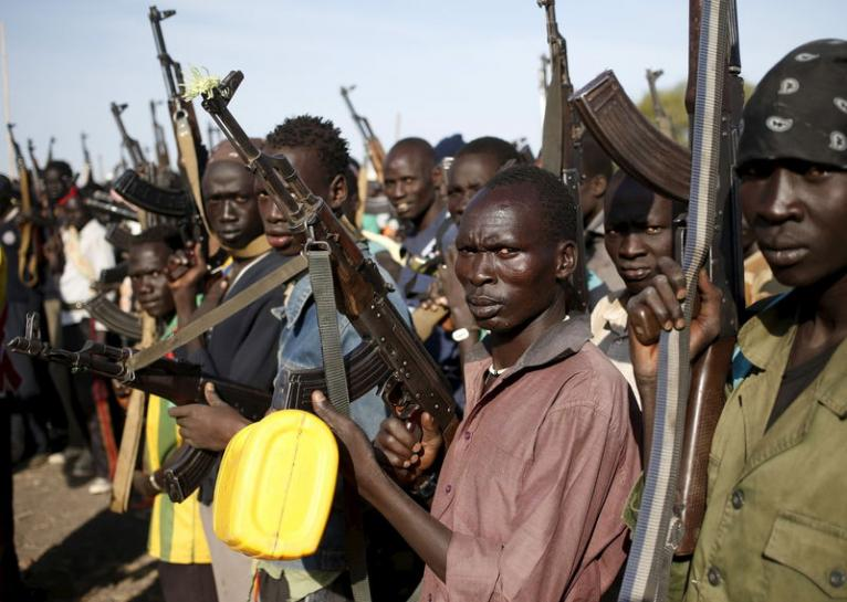 New fighting near South Sudan capital, violating cease-fire