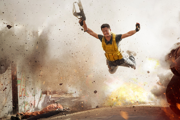 Blockbuster year for China's film industry