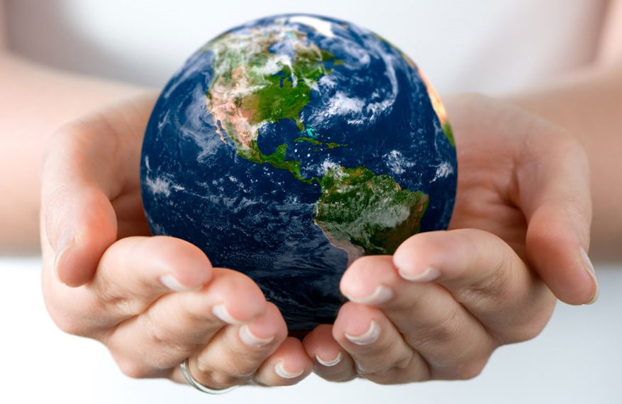Global responsibilities need to be shared by all nations