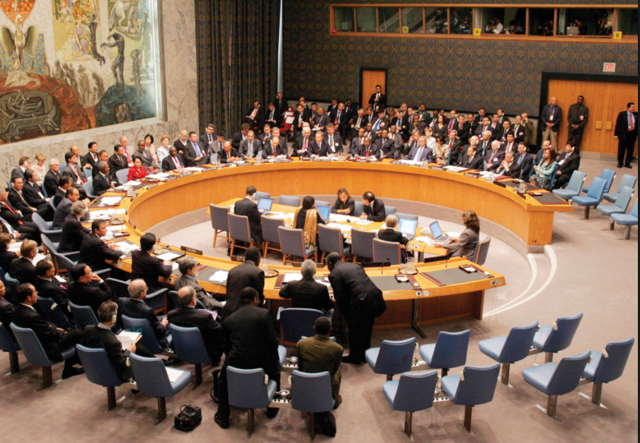 6 countries assume responsibilities as non-permanent members of Security Council
