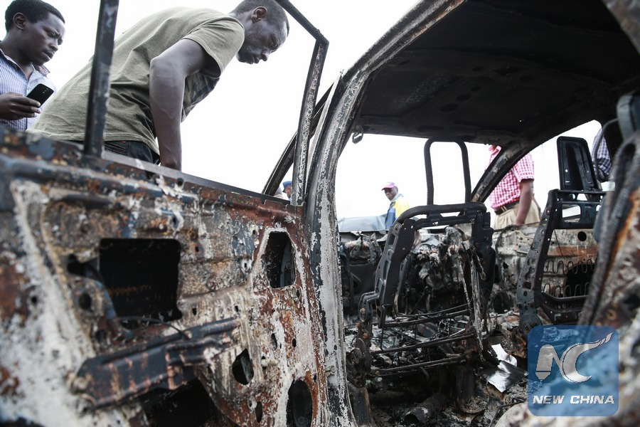 Kenya bans night travel in the wake of fatal accidents
