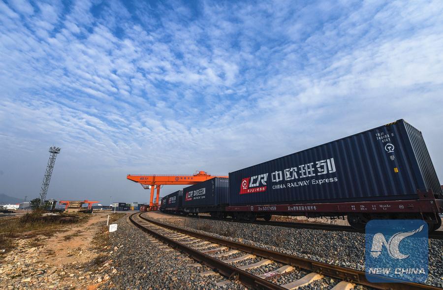 Growing China brings prosperity to Eurasia