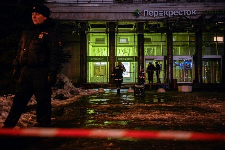 Suspect admits to planning Saint Petersburg supermarket attack