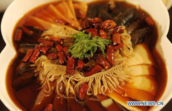 Chinese cuisine can integrate into current health food trends