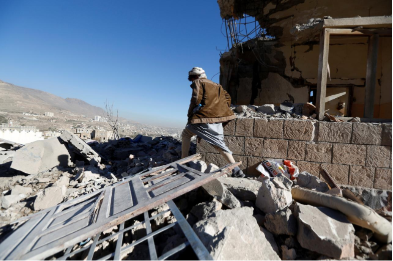 UN says Saudi-led coalition raids in Yemen kill 109 civilians