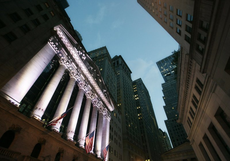 US stock indexes edge higher in light trading, led by tech
