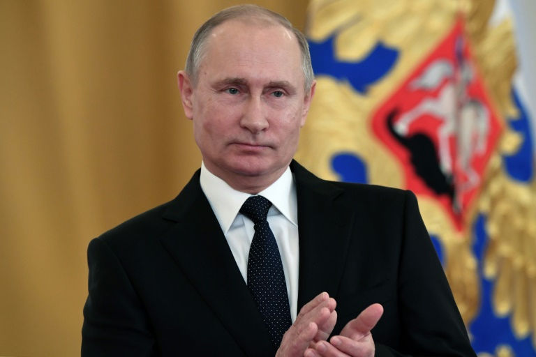 Putin warns terror suspects can be killed 'on the spot'