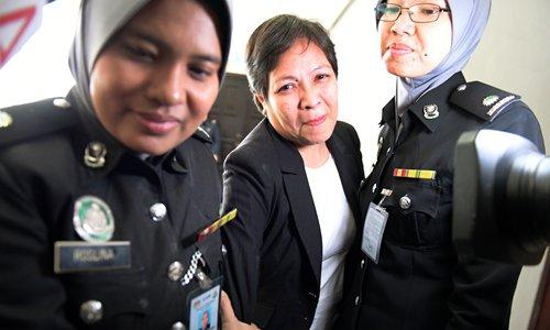 Australian granny escapes death in Malaysia drugs case