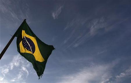 Image result for reuters, brazil flag