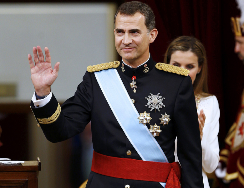 Spain's king urges Catalan govt to avoid 'confrontation'
