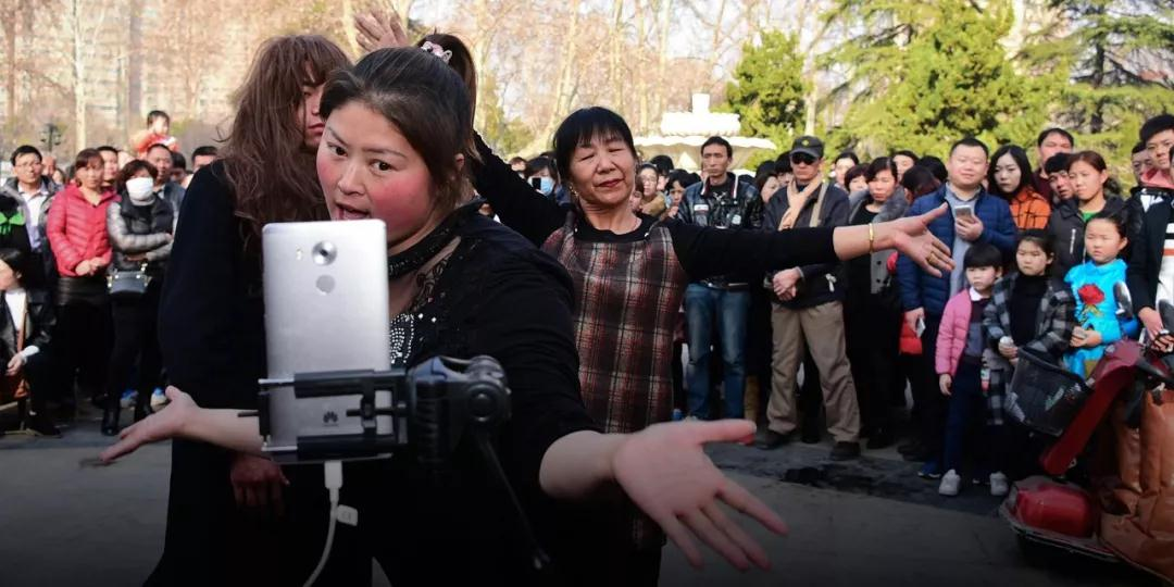 Performers behind China's much-derided livestreaming app