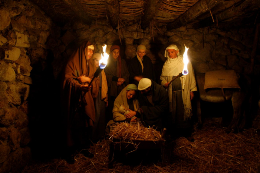 From Jerusalem, Netanyahu offers Christians personal tours of Israel