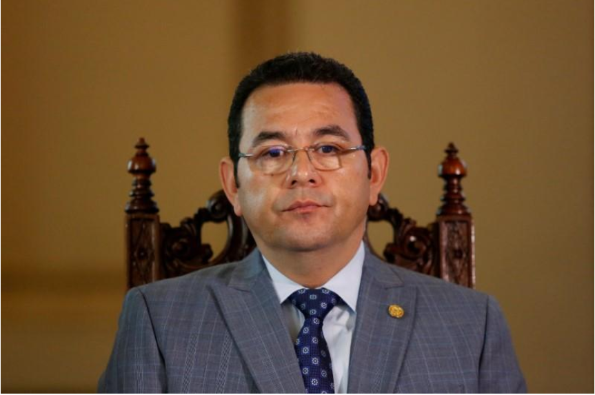 Guatemala to move embassy to Jerusalem, backing Trump