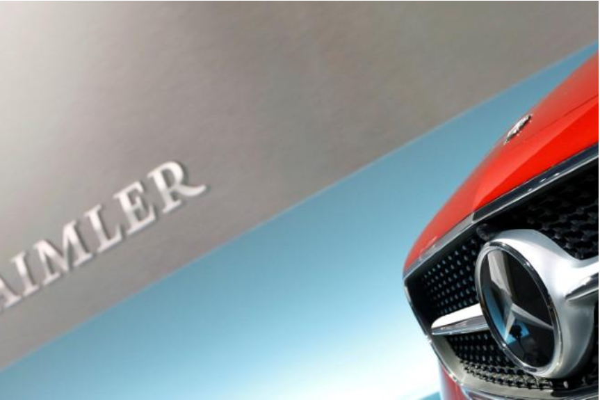 Daimler says US tax reform will lift 2017 net income