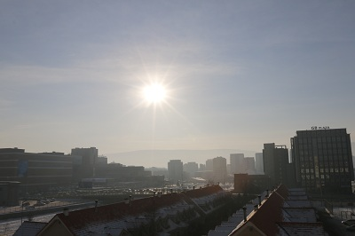 Ulan Bator, a city troubled by coal pollution