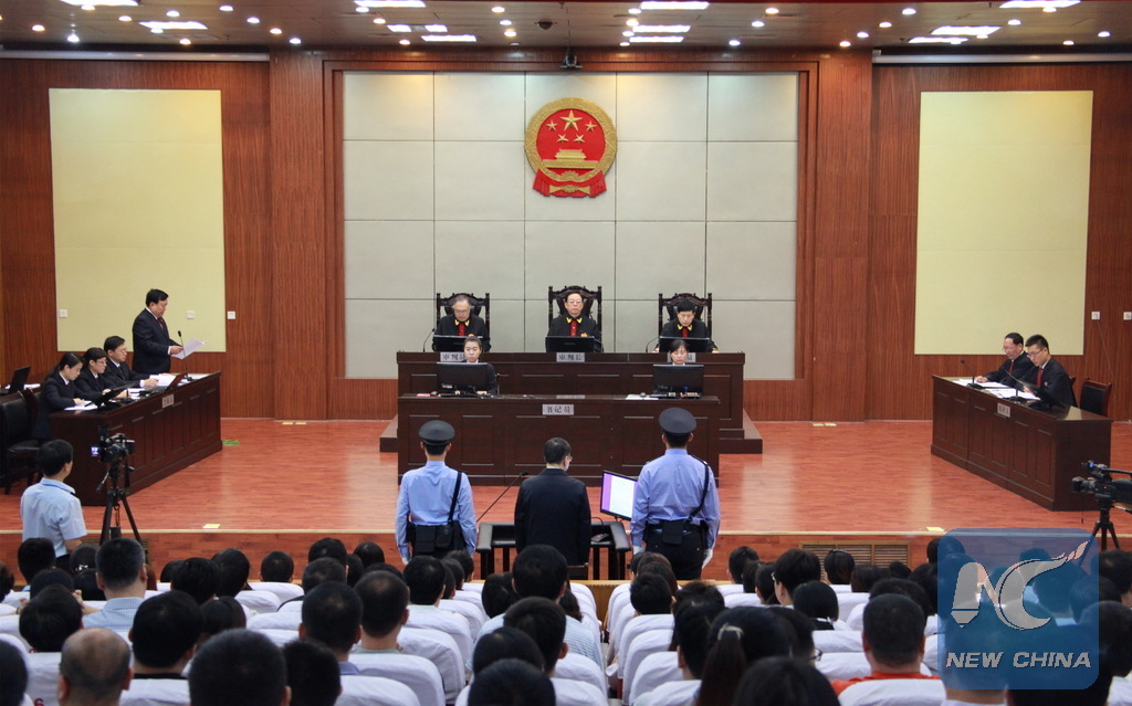 Chinese courts handle over 225,000 administrative cases in 2016