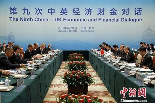 UK and China strikes new deals in Beijing