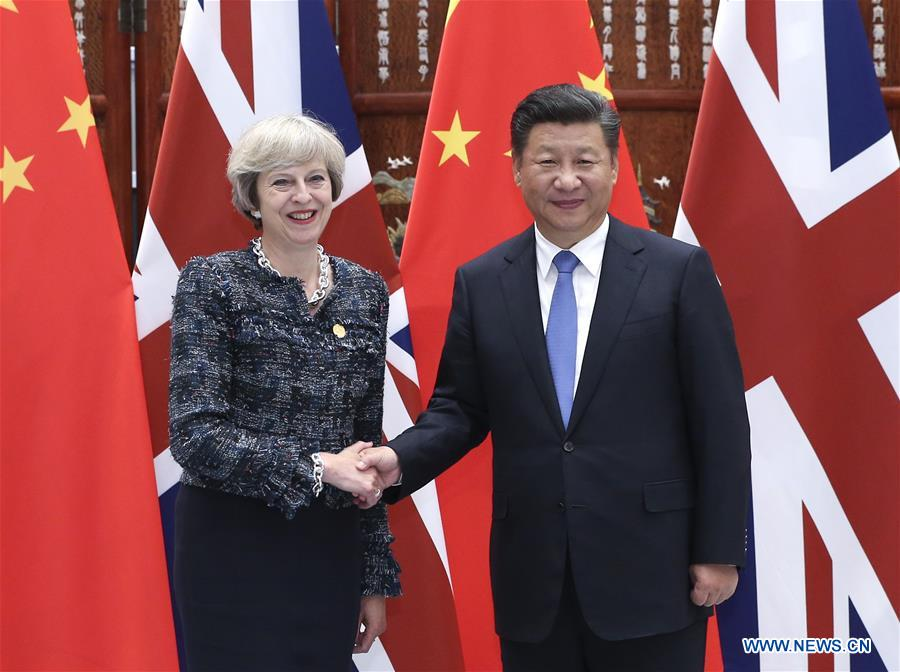 Chinese investors need greater clarity on UK trade, investment position in post-Brexit era