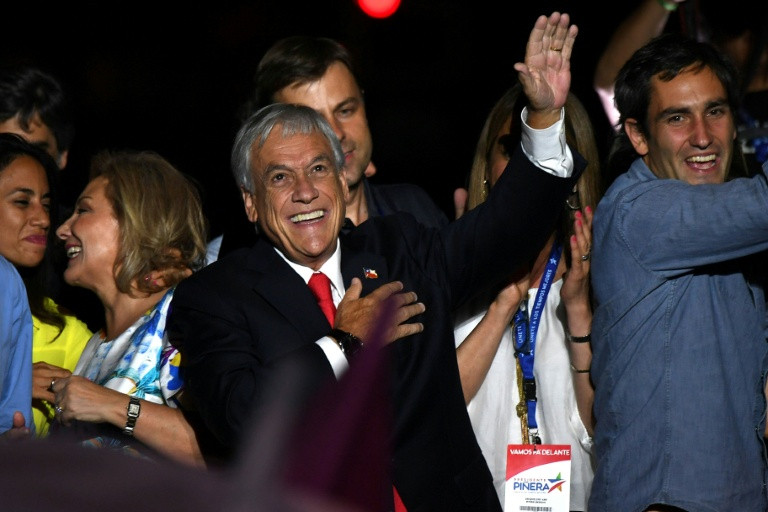Chile swings back to right as billionaire returns to power