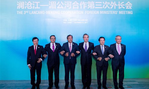 China, Mekong countries to have more pragmatic cooperation