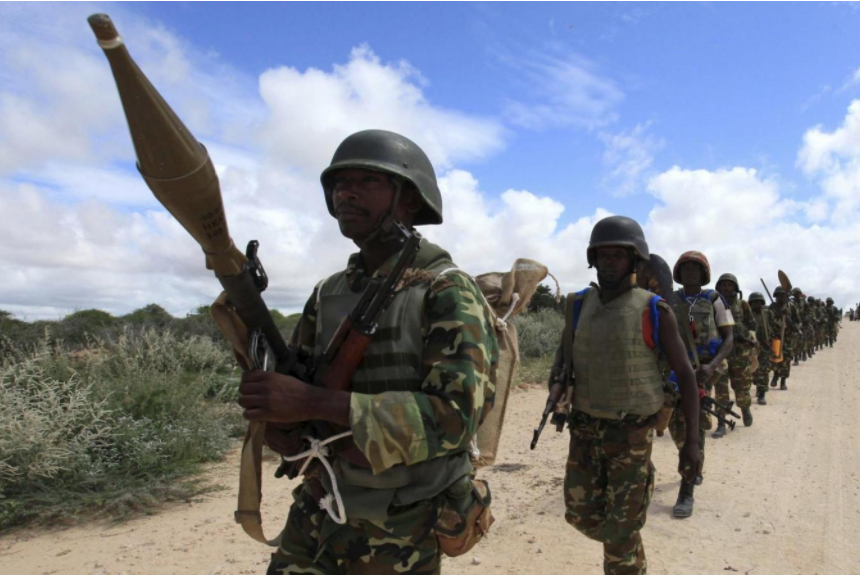 AU trains Somalia police on countering explosive devices