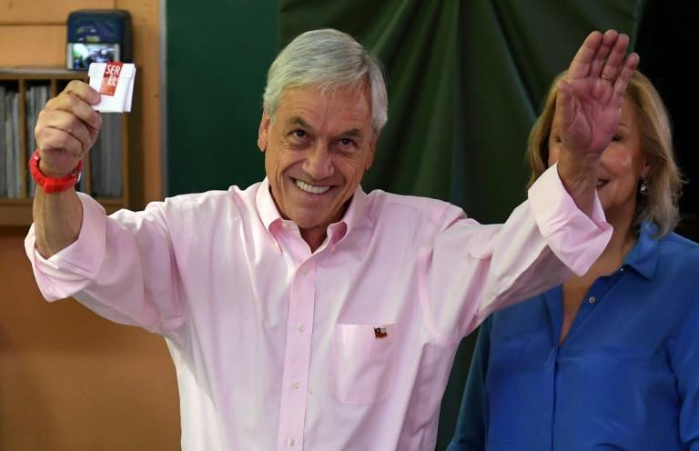 Billionaire and ex-TV presenter vie for Chile's presidency