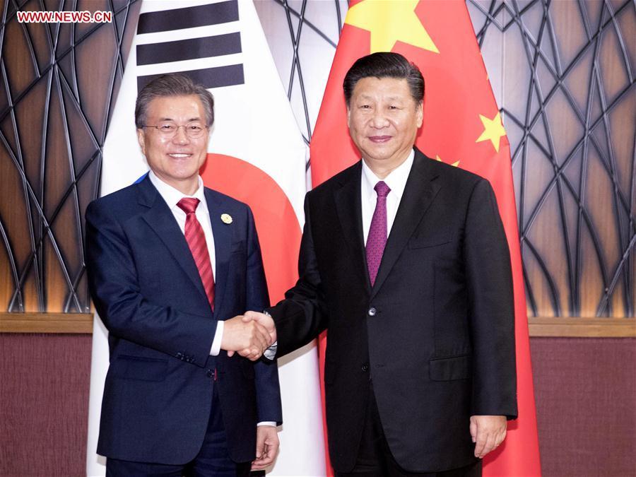 Moon visits China: building momentum for diplomacy and peninsula talks