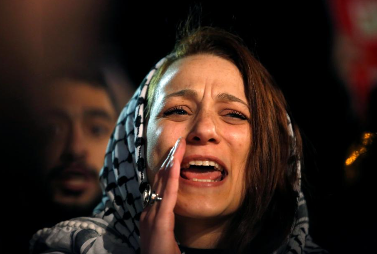 Palestinian Christians and Muslims unite against Trump's Jerusalem call
