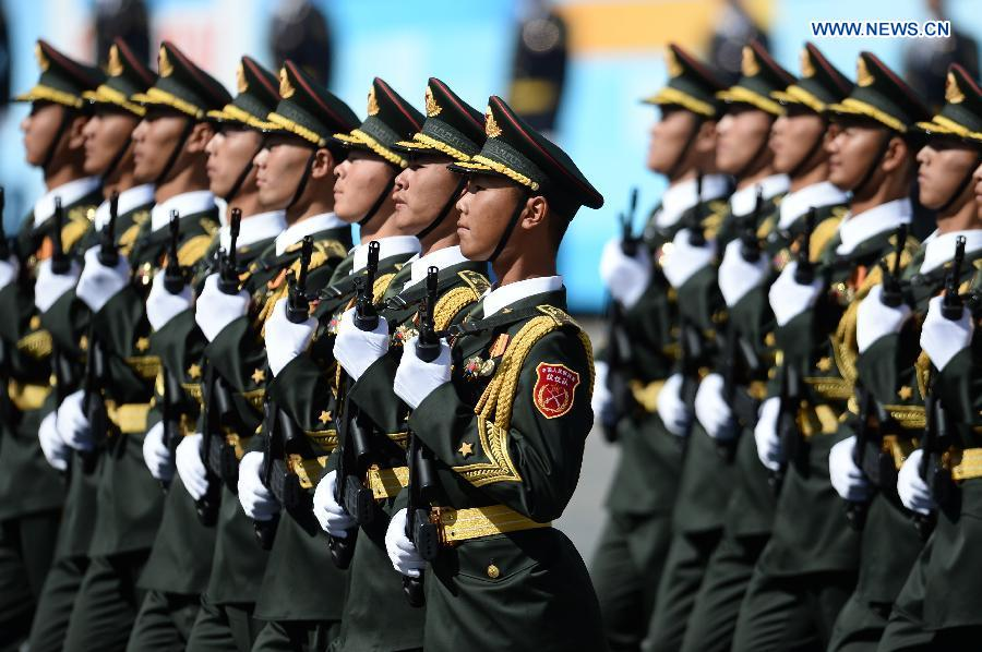 Image result for The People's Liberation Army xinhua
