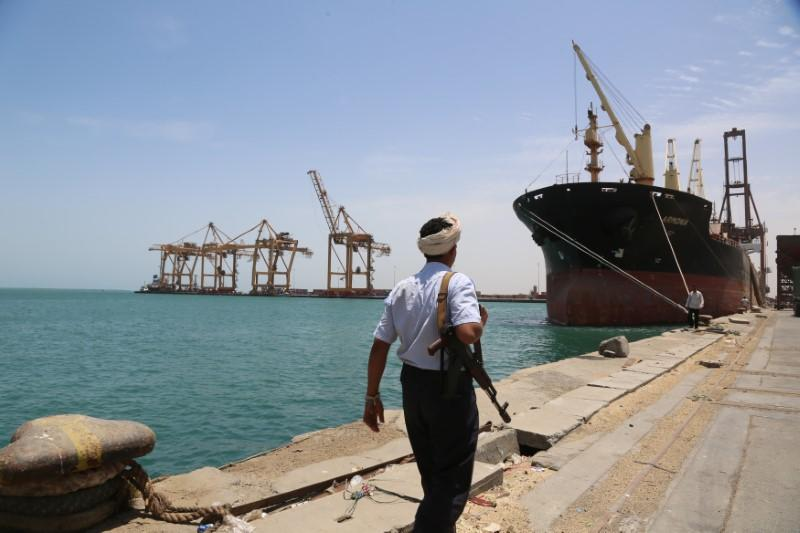 White House says it believes Saudi Arabia will open Yemen port