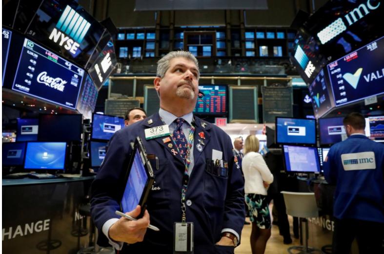 Wall Street higher as technology stocks gain ground