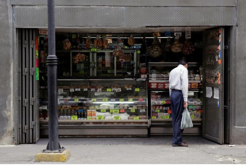 Venezuela inflation reaches quadruple digits, hitting 1,369 percent