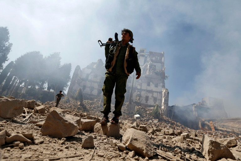 Yemen Huthis rally after killing ex-strongman