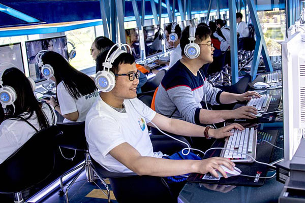 China ranks second in new internet index