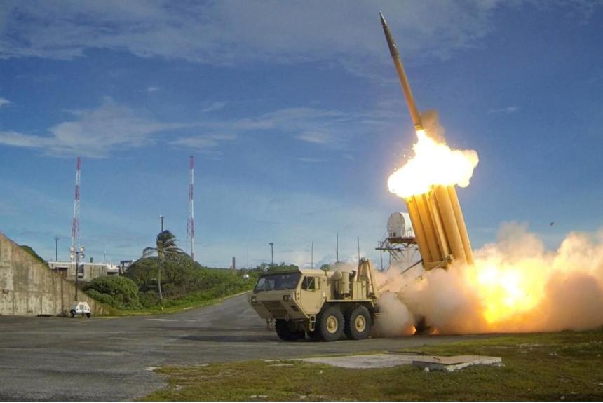 Pentagon evaluating US West Coast missile defense sites