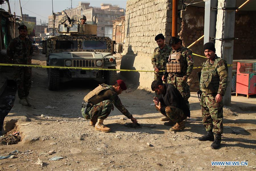 3 killed, 6 injured in E. Afghan blasts