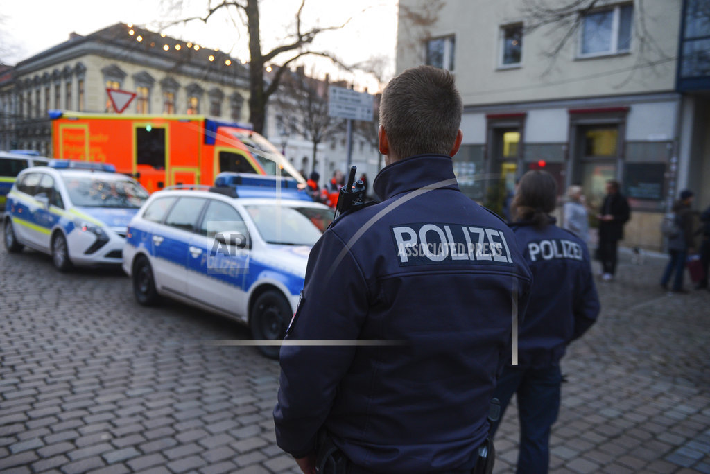 German Christmas market 'unlikely' the target in bomb scare