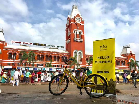 Ofo to enter Indian market