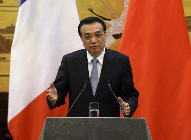 Chinese premier pledges to expand win-win cooperation with Serbia, Slovenia