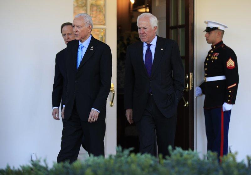 US Senators consider automatic tax hikes if revenue falls short
