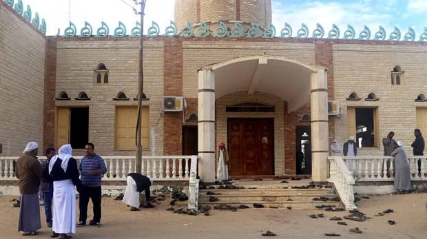 Egypt's Sufis reeling but defiant after mosque massacre